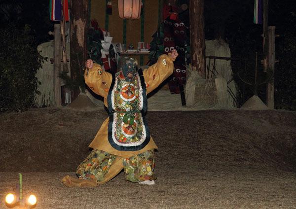 お旅所祭 舞楽12