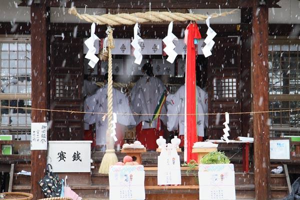 小泉神社 お田植祭2