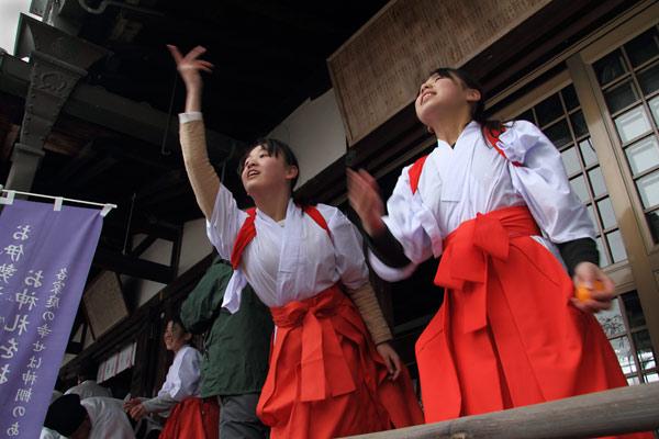 小泉神社 お田植祭7
