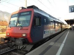 RBDe 560 am Maienfeld Bf