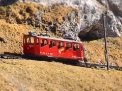 Triebwagen Pilatusbahn