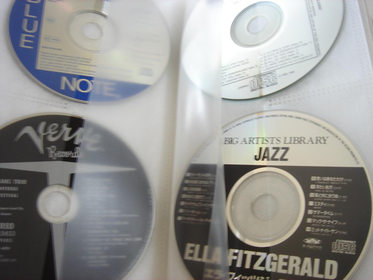 無印良品 | ポリプロピレンCD・DVDホルダー・2段40枚収納(80ポケット) 通販
