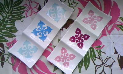 3つのお皿2