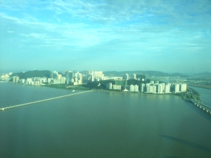 マカオ422マカオタワー眺望
