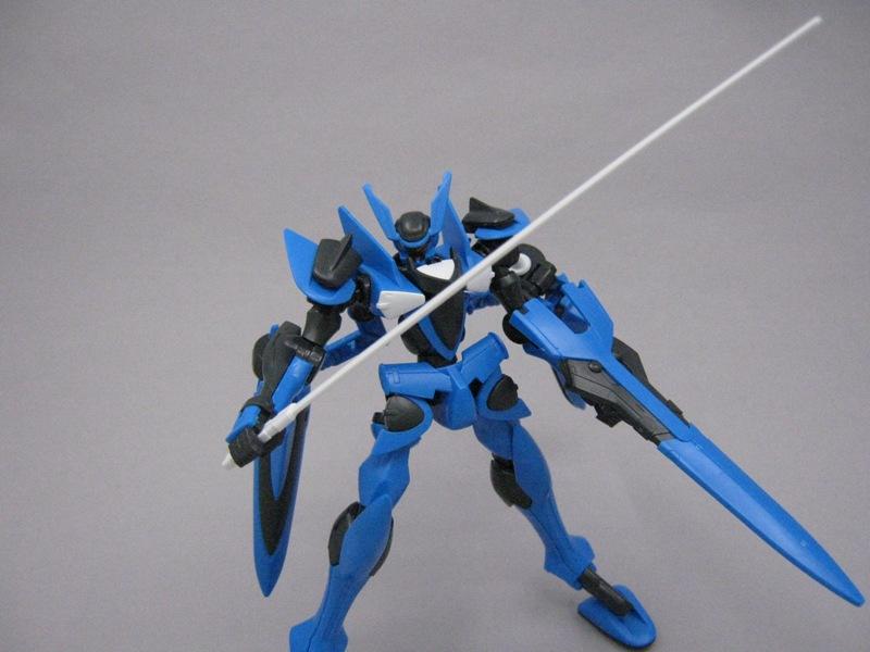 ブレイブ 素組み 剣1
