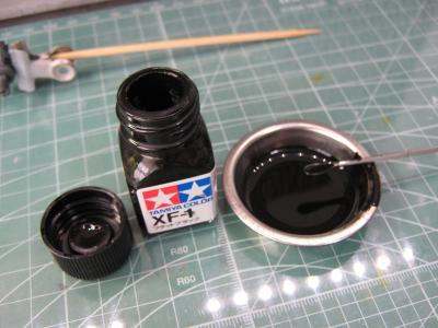 ブレイブ 塗装2 基本1