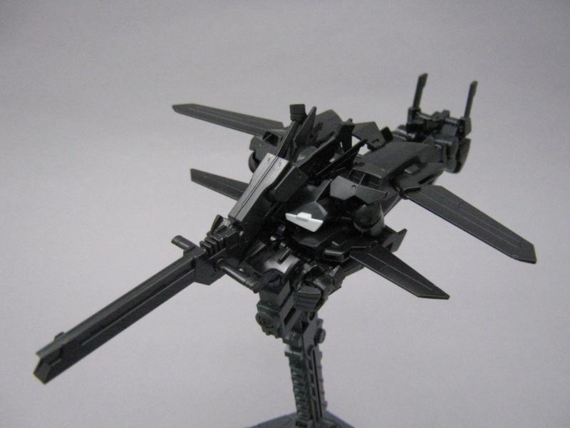 ハム 素組み 飛行1