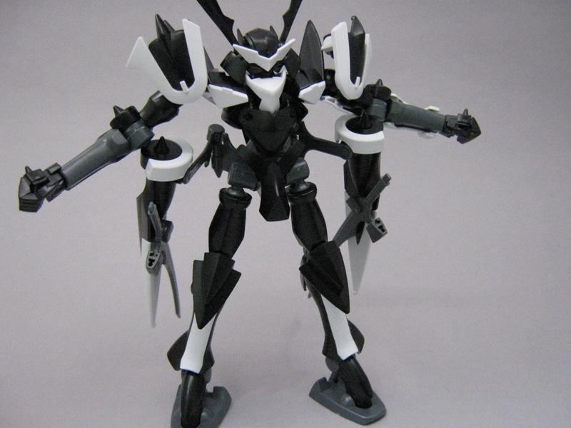 スサノオ 素組み 剣2