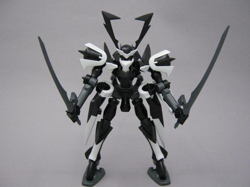 スサノオ 素組み 剣3