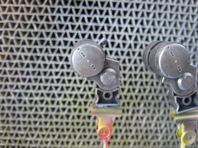 鉄人 塗装 ドライブラシ 関節1