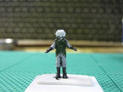 鉄人 塗装 パイロット4