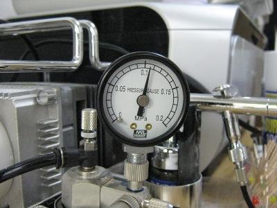鉄人 塗装 圧力計1