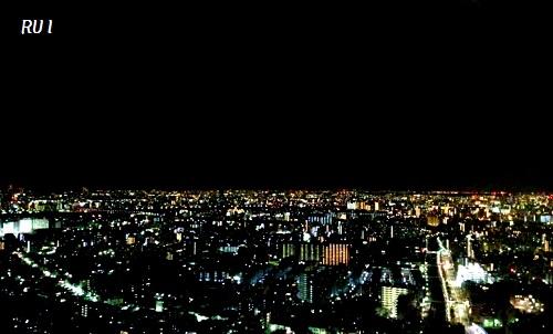 ソラマチ 夜景