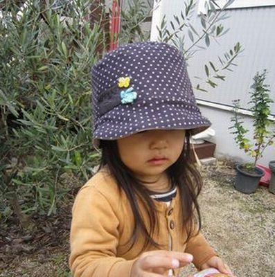 ソルトガール 帽子