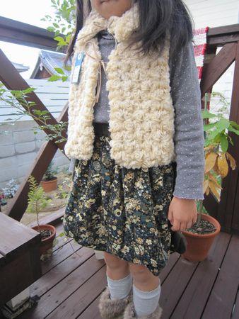 ggバルーンスカート