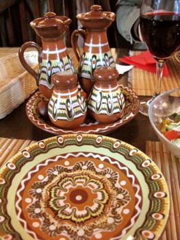 ブルガリア食器