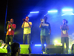 Hypnotic Brass Ensemble 1