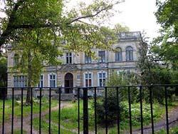 コンスタンチン 豪邸