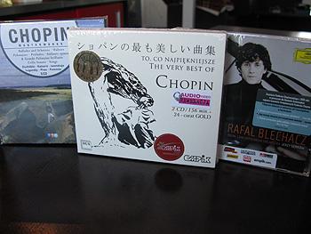 ショパン CD