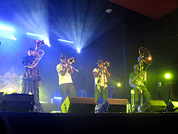 Hypnotic Brass Ensemble 2