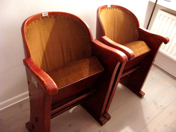 Warsaw Philharmonic chair