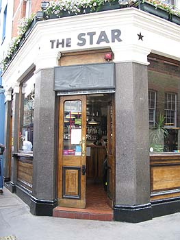 the Star Cafe