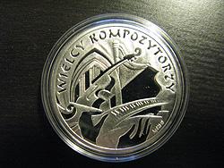 ショパン 硬貨