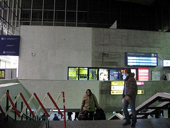 中央駅内部2