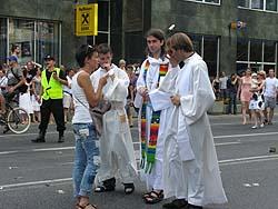 カトリックとゲイ
