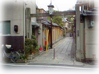 04石塀小路入り口
