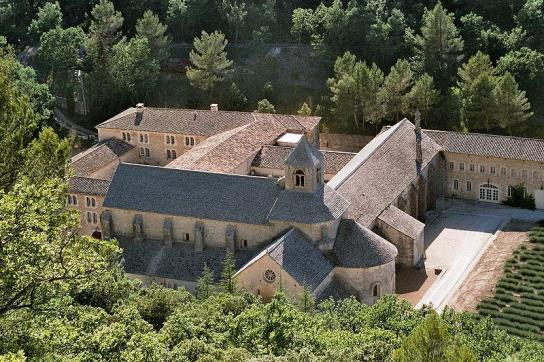 Abbey-of-senanque-provence-gordesセナンク③