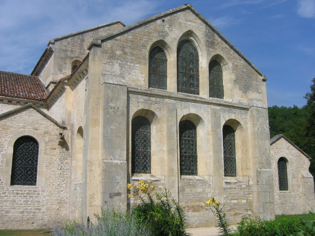 Fontenay30フォントネー付属教会