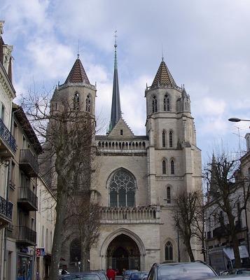 Dijon-egli-4サン・ベニーニュ大聖堂