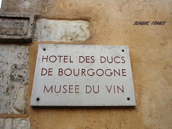 musee-du-vin-de-bourgogneワイン博物館