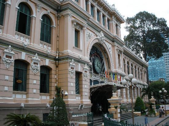 hcmc-central-post-officeサイゴン中央郵便局