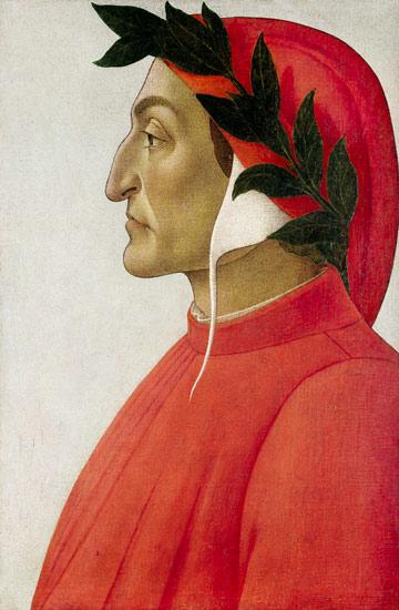 Portrait_de_Danteダンテ肖像画
