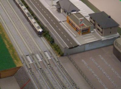 鉄道まつり Nゲージ セブンイレブン