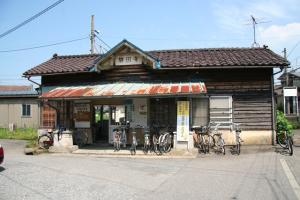 寺田駅 駅舎