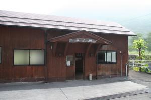 中土駅 駅舎