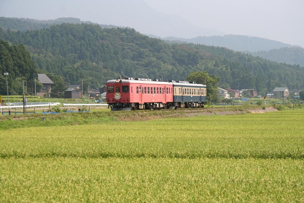 頸城大野 キハ52