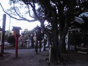 高取神社 100831