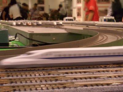 鉄道まつり Nゲージ 新幹線