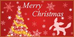 クリスマスバナー