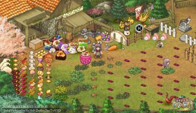 ぷにゅさんの牧場3