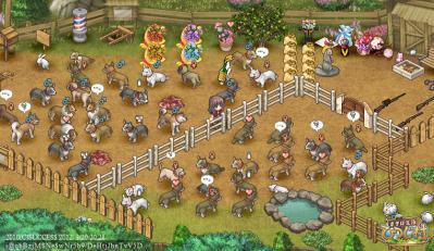 ぷにゅさんの牧場1