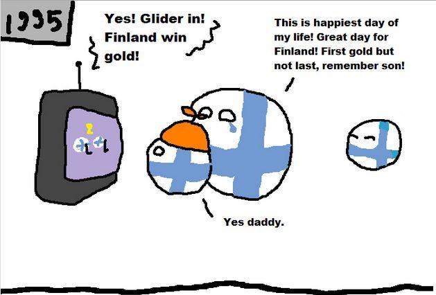 フィンランドの父ちゃん (1)