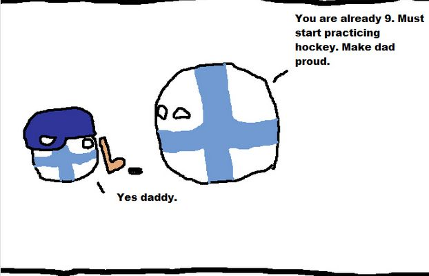 フィンランドの父ちゃん (2)