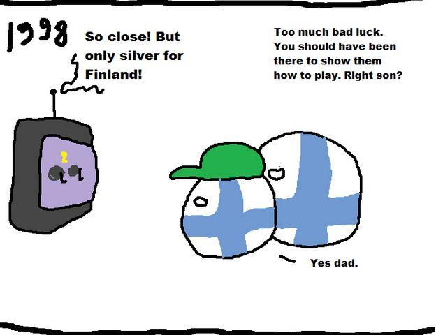 フィンランドの父ちゃん (4)