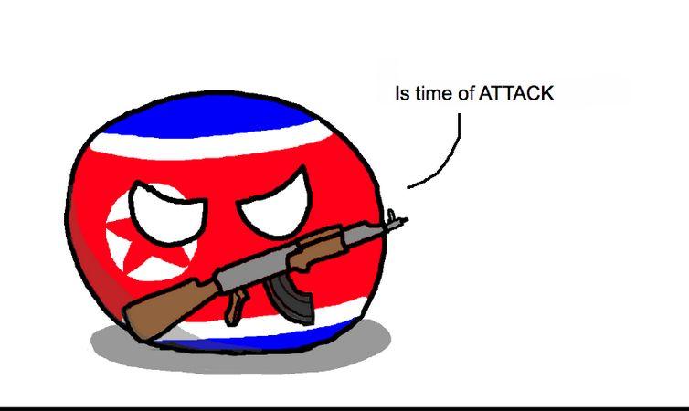 攻撃の時間だ (1)