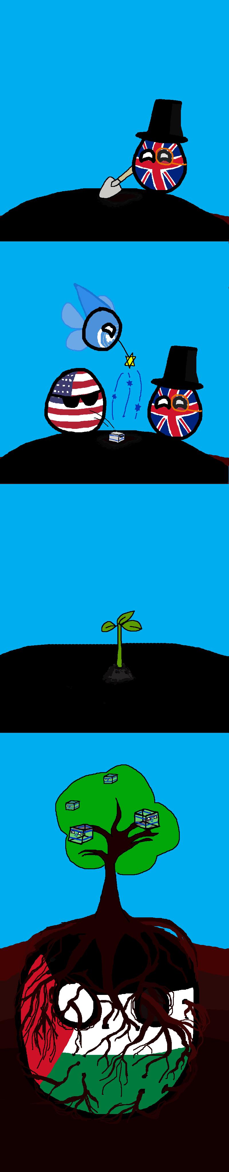 生命と痛みの木